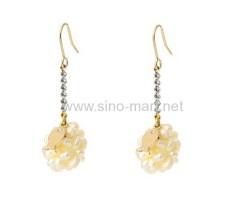 earring pearl dangles