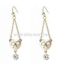 danlge wedding earring