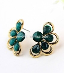 colorful earring finding