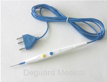 Electrosurgical Pencil from China manufacturer - Zhengzhou Deguard