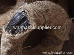 U Black Annealed Wire