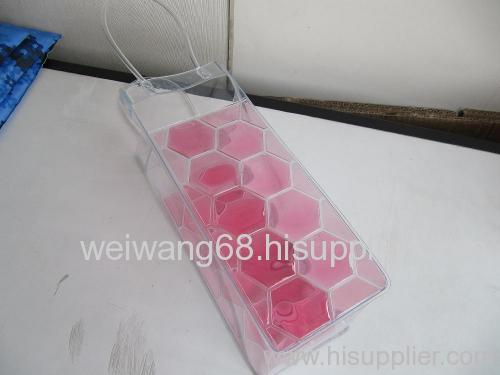 PVC wine packing bag