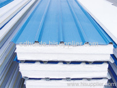 EPS color sandwish panels