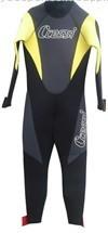 neoprene full wetsuit