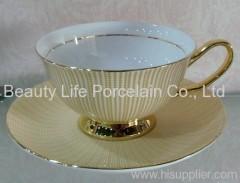 porcelain coffee set