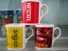 porcleain mug