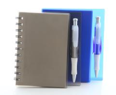 Green van pp notebook