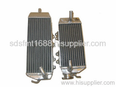 Kawasaki KX250F kxf250 alloy aluminum motorcycle radiator