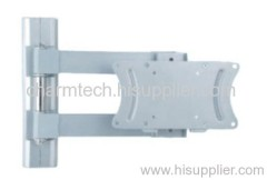 New Silver Tilting and Swiveling TV Wall Mounts