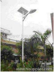 26w CFL Solar street light