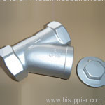 stainless steel die casting part
