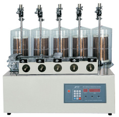 Multi-head automatic wire spread winding machine
