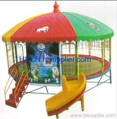 Children's Bouncer Bed, popular entertainment equipment