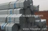 Q235 ERW hot deep galvanized steel pipe
