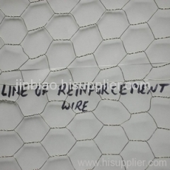 GI hex wire