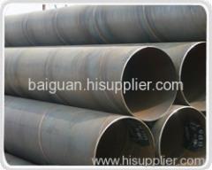 Q295A Weld steel pipe