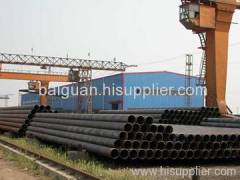 Q345A rectangle steel pipe