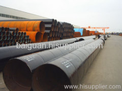 Q345D rectangle steel pipe