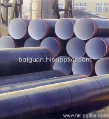 Q360 rectangle steel pipe