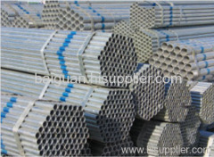Q390 rectangle steel pipe