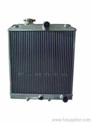 all aluminum radiator suit for HONDA CIVIC