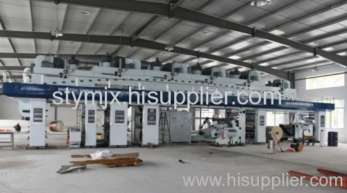 Yiming FTB1000A High Speed Transfer Paper Coating and Laminating Machine
