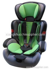 Safety baby car seat with ECER44/04 certificate