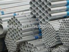 Q235B galvanized steel pipe