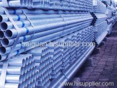 Q345 galvanized steel pipe