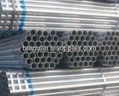 Q345B galvanized steel pipe