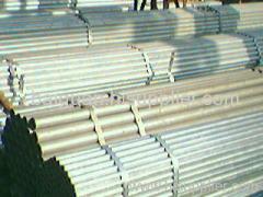Q345C galvanized steel pipe
