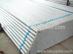 Q345E galvanized steel pipe
