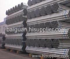 16Mn galvanized steel pipe