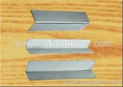 416 stainless steel angle bar