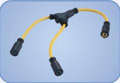 syd dip plug connector