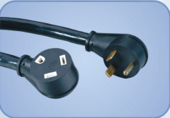 RV Extension Supply Cord