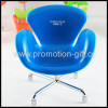 Office chair mobile phone holder