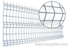 Triangle Bending Fence panel