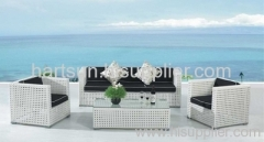 Special weaving rattan sofa set