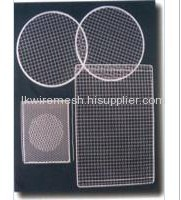 stainless steel wire Barbecue Grill Netting