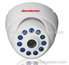 JVE 866 color IR dome camera