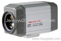 22x color zoom all-in-one camera