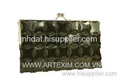Buffalo Horn Wallet purse clutch, Evening wallet purse, shoulder wallet purse, handmade wallet purse clutch