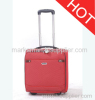 1680D polyester trolley luggages/boarding luggage
