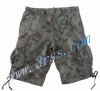 Mens Shorts with Allover Print