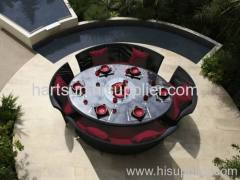outdoor wicker rattan furniture