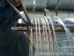 hot dipped galvanized concertina wire