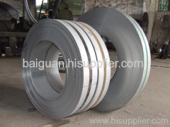 316L Duplex stainless steel strips
