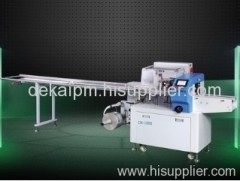 Packaging Machine For Staniless Steel