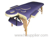 2-SECTION PORTABLE WOOD PREGNANT WOMAN MASSAGE TABLE